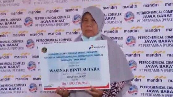 Ganti Rugi Lahan Pertamina Jadikan Warga Indramayu Miliarder Dadakan 222e5