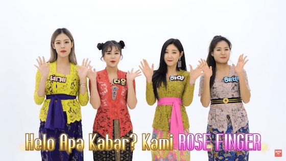 Artis Korea Yg Menyukai Wanita Indonesia 5de5e