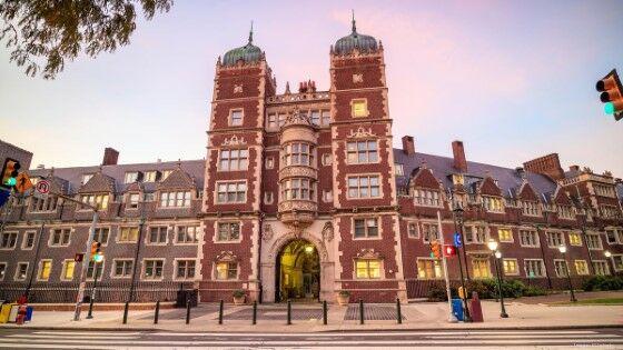 University Of Pennsylvania 4b314