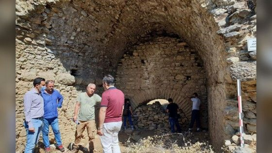 Penemuan Arena Gladiator Di Turki Aa83a