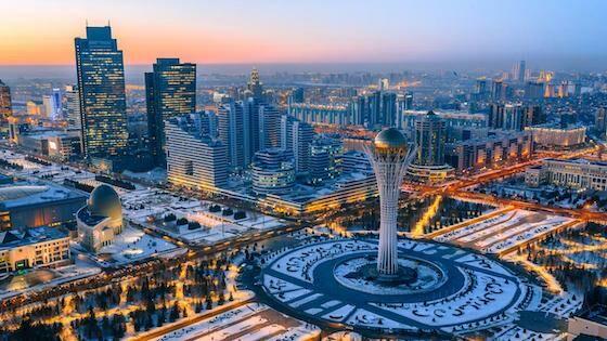 Iklim Negara Kazakhstan 7c13d