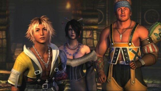 Final Fantasy X Aaa97