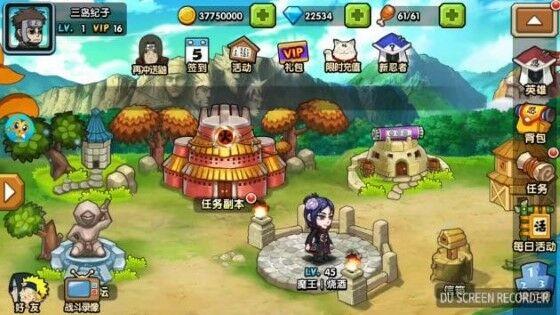 Download Ninja Heroes Apk 7376d