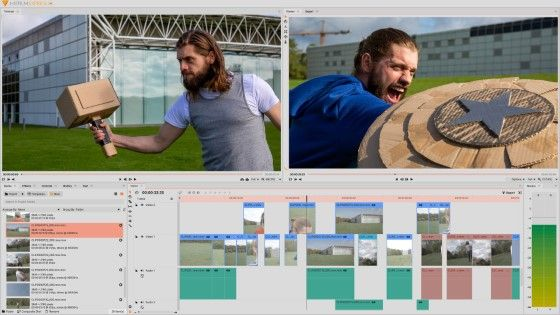 Software Edit Video Profesional 10e85