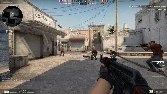 Counter Strike Global Offensive Ad197
