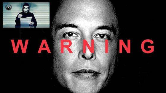 Elon Musk Diancam Hacker 141cc