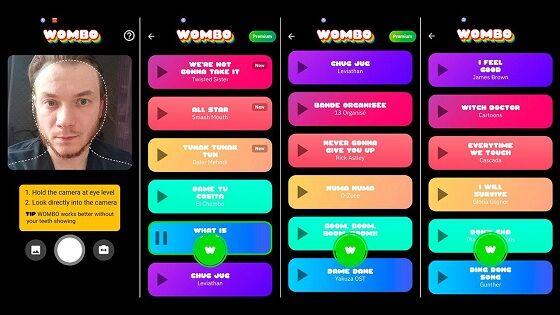 Wombo AI MOD APK 1 5d3e7