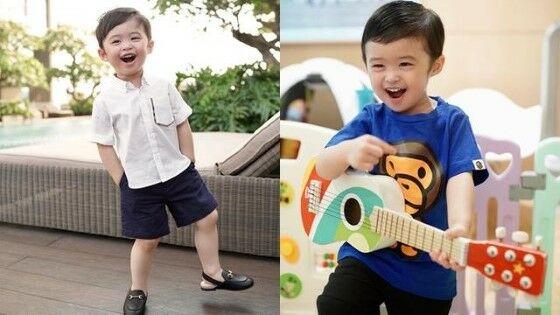 Anak Seleb Cocok Jadi Idol Kpop Custom 22e60