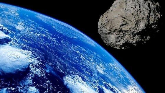 Asteroid Berpotensi Berbahaya Dekati Bumi A687c