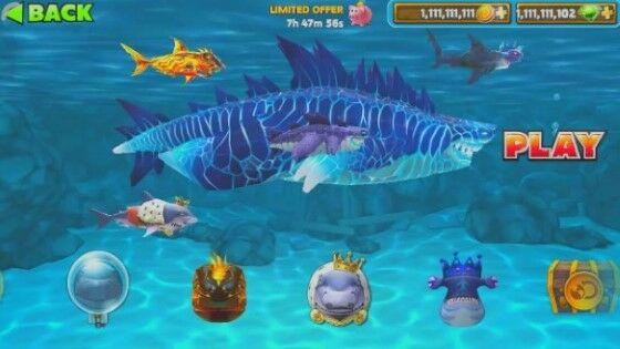 Hungry Shark Evolution Mod Apk 2bcdd