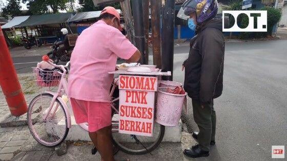 Siomay Pink Jualan Keliling B301f