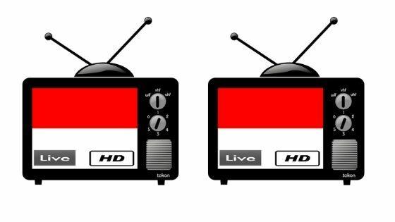 TV Indonesia D892b
