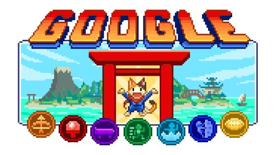 Google Doodle De03d