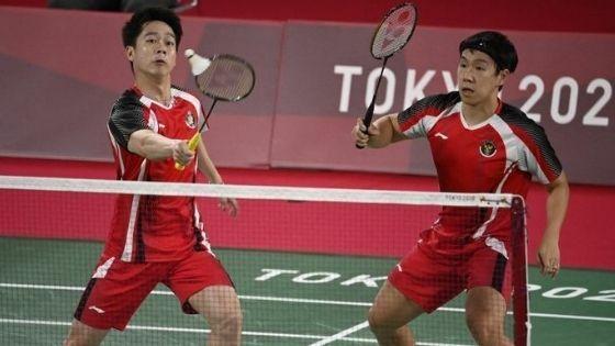 Posisi Indonesia Di Cabang Badminton Olimpiade Tokyo 2020 78857