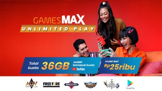 Fungsi Kuota Multimedia Telkomsel Gamesmax Custom 44267