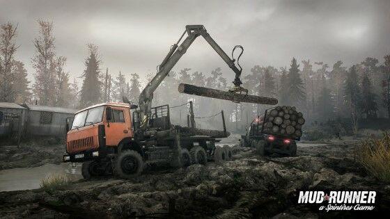 Mudrunner Mod Apk A7172