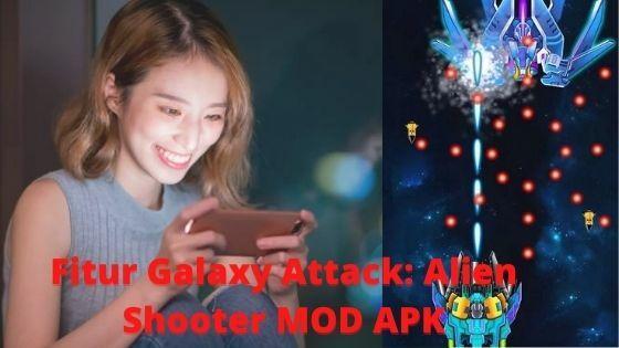 Fitur Galaxy Attack Alien Shooter MOD APK 874b3