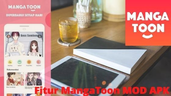 Fitur MangaToon MOD APK 7540c