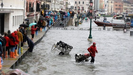 Gelombang Pasang Di Venesia Italia AP Photos Bdfcf