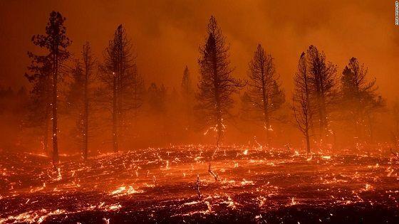 Kebakaran Liar Di Doyle California CNN 93fee 78b03