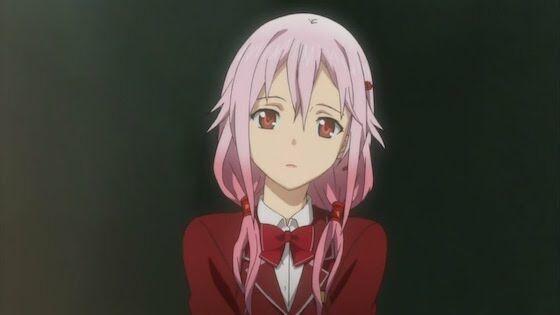Inori Yuzuriha Guilty Crown 68754