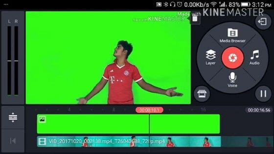 Cara Menghilangkan Background Video Di KineMaster Bffad