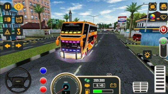 Mobile Bus Simulator Mod Apk 2021 507d4