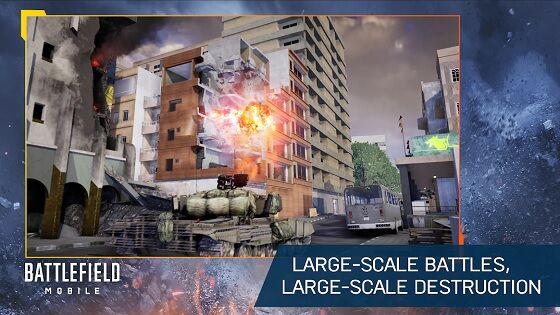 Battlefield Mobile 1 E2649