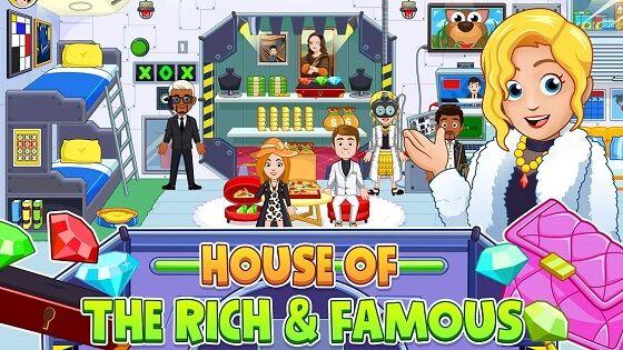 Game My City Mansion Apk 9210d