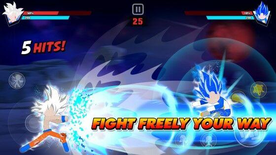 Download Stickman Battle Fight Mod Apk Unlimited Money 2a347