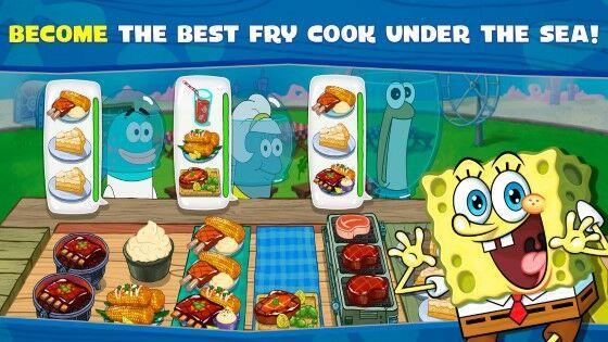 Download Spongebob Krusty Cook Off MOD APK 2021 1159c