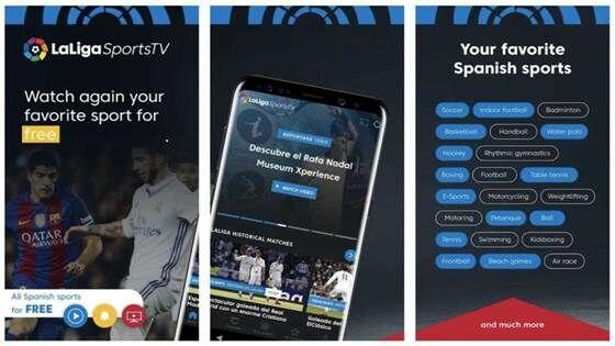 Aplikasi Live Streaming Bola Terbaik Laliga Sport Tv 8b205