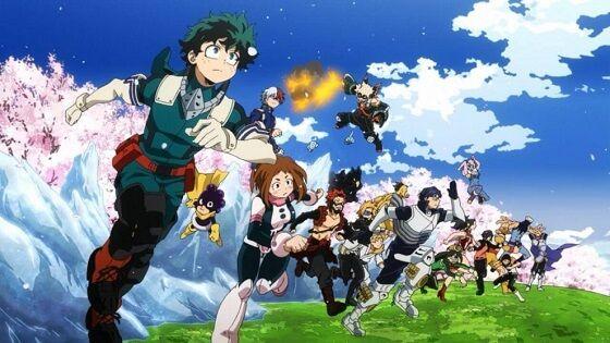 My Hero Academia 2 5bdf4