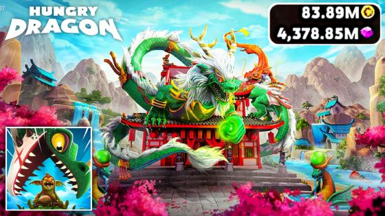 Hungry Dragon Mod Apk 2020 0300a