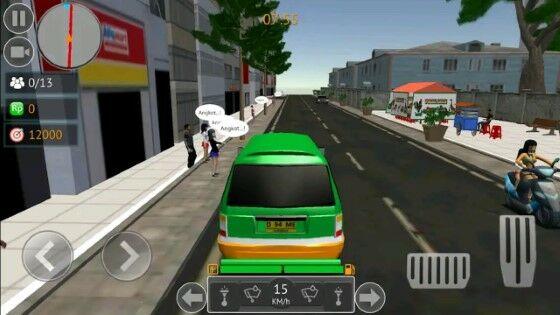 Angkot D Game Mod Apk 2021 F1039
