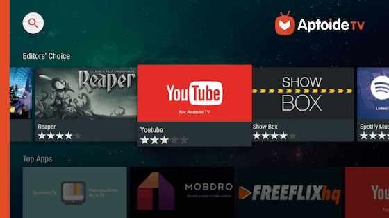 Aptoide Tv Set Top Box 2100c