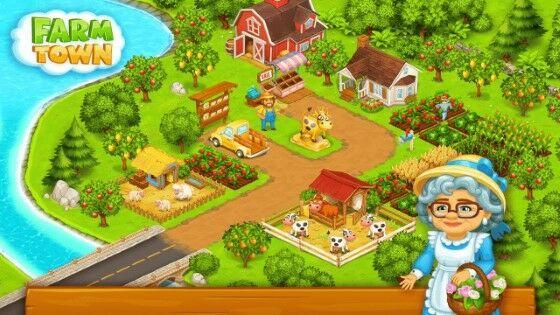 Farm Town Mod Apk 2021 01f18