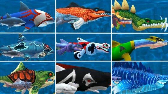 Hungry Shark Mod Apk 78f09