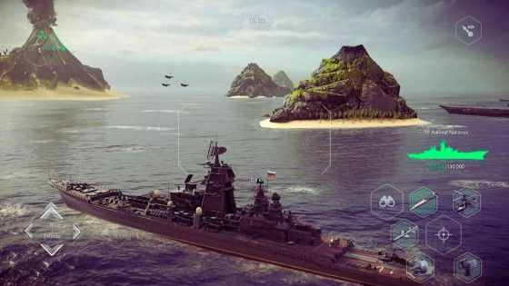Modern Warship Mod Apk Unlimited Gold 5d001
