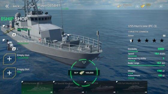 Modern Warships Mod Apk Kapal 2d36a