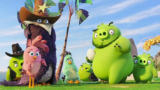 Angry Birds Movie 1