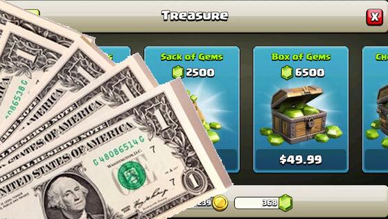 Uang Kejadian Unik Clash Of Clans