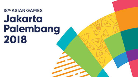 Asian Games 2018 Logo Bc3f8