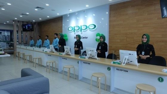 Service Center Oppo 2 Dc4ae