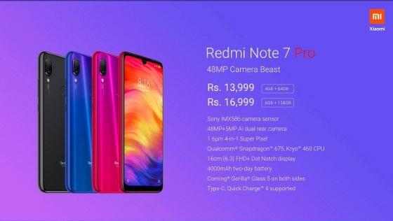 Perbedaan Redmi Note 7 Dan Redmi Note 7 Pro 4 E3967