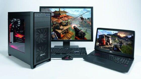Rakit Pc Vs Laptop Gaming 5 F94e8