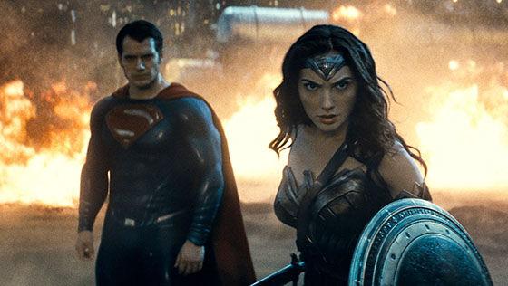 Superman Wonder Woman Aeb06