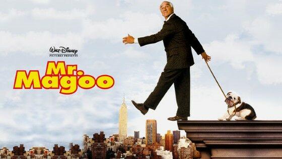 Mr Magoo 1997 Bb488