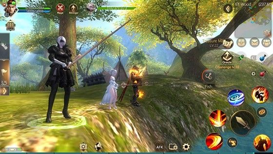 Game Mmorpg Rise Of Nowlin 01 D9f90