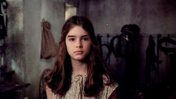 Violet Pretty Baby 1978 Ae954